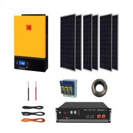 Lithium 5kw Solar Kit 3.5...