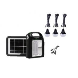Portable Solar Power Bank...