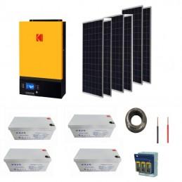 5kW Solar Kit with 9.6kw...