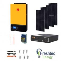 kodak 3kw Solar Kit with...