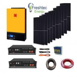 Kodak King 5kw Solar Kit...